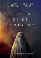 A Ghost Story - Italian Movie Cover (xs thumbnail)