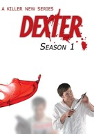 """Dexter"" - DVD movie cover (xs thumbnail)"
