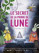 Lotte ja kuukivi saladus - French Movie Poster (xs thumbnail)