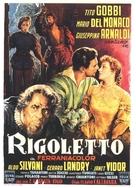 Rigoletto e la sua tragedia - Italian Movie Poster (xs thumbnail)
