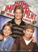 """Home Improvement"" - Canadian DVD movie cover (xs thumbnail)"