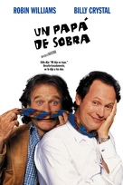 Fathers' Day - Argentinian DVD cover (xs thumbnail)