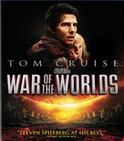 War of the Worlds - Blu-Ray movie cover (xs thumbnail)