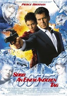 Die Another Day - German Movie Poster (xs thumbnail)