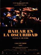 Dancer in the Dark - Spanish Movie Poster (xs thumbnail)