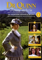 """Dr. Quinn, Medicine Woman"" - French DVD movie cover (xs thumbnail)"