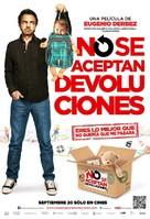 No se Aceptan Devoluciones - Movie Poster (xs thumbnail)