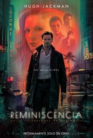 Reminiscence - Mexican Movie Poster (xs thumbnail)