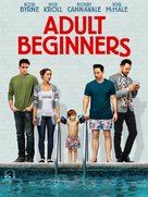 Adult Beginners - Movie Cover (xs thumbnail)