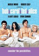 Bob & Carol & Ted & Alice - DVD cover (xs thumbnail)