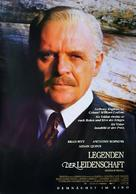 Legends Of The Fall - German Movie Poster (xs thumbnail)
