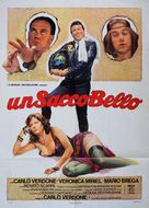 Sacco bello, Un - Italian Movie Poster (xs thumbnail)