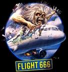 Iron Maiden: Flight 666 - British Movie Poster (xs thumbnail)