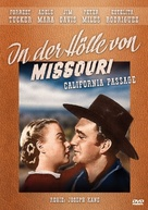 California Passage - German DVD cover (xs thumbnail)