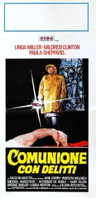 Communion - Italian Movie Poster (xs thumbnail)