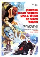 Le frisson des vampires - Italian Movie Poster (xs thumbnail)