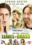 Leaves of Grass - Danish Movie Cover (xs thumbnail)