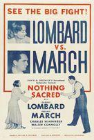 Nothing Sacred - Movie Poster (xs thumbnail)