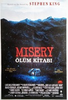 Misery - Turkish Movie Poster (xs thumbnail)