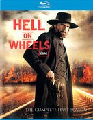"""Hell on Wheels"" - Thai Blu-Ray movie cover (xs thumbnail)"