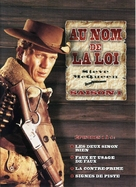 """""""Wanted: Dead or Alive"""" - French DVD movie cover (xs thumbnail)"""