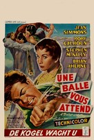 A Bullet Is Waiting - Belgian Movie Poster (xs thumbnail)
