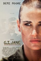 G.I. Jane - Movie Poster (xs thumbnail)
