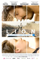 Lion - Slovak Movie Poster (xs thumbnail)