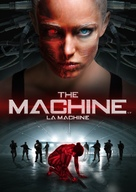 The Machine - Canadian Movie Cover (xs thumbnail)