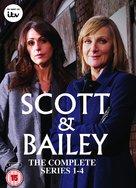 """Scott & Bailey"" - British DVD movie cover (xs thumbnail)"