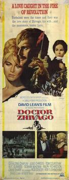 Doctor Zhivago - Movie Poster (xs thumbnail)