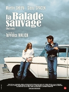 Badlands - French Re-release poster (xs thumbnail)