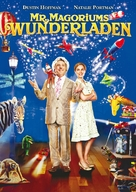 Mr. Magorium's Wonder Emporium - German Movie Cover (xs thumbnail)