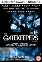 The Gatekeepers - British Movie Cover (xs thumbnail)