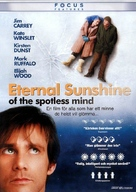 Eternal Sunshine Of The Spotless Mind - Swedish Movie Cover (xs thumbnail)