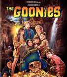 The Goonies - Blu-Ray movie cover (xs thumbnail)
