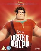 Wreck-It Ralph - British Blu-Ray movie cover (xs thumbnail)