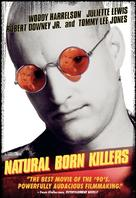 Natural Born Killers - DVD movie cover (xs thumbnail)