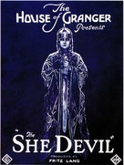 Die Nibelungen: Siegfried - Movie Poster (xs thumbnail)