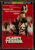 Grindhouse - Spanish Movie Poster (xs thumbnail)