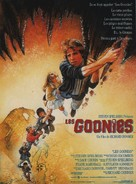 The Goonies - French Movie Poster (xs thumbnail)
