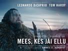 The Revenant - Estonian Movie Poster (xs thumbnail)