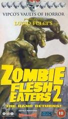 Zombi 3 - British Movie Cover (xs thumbnail)