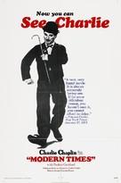 Modern Times - Re-release poster (xs thumbnail)