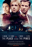 The Place Beyond the Pines - Danish Movie Poster (xs thumbnail)