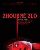 Malignant - Czech Movie Poster (xs thumbnail)