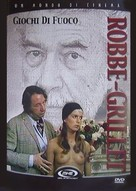 Le jeu avec le feu - Italian Movie Cover (xs thumbnail)