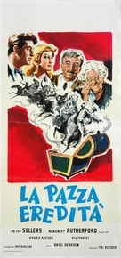 The Smallest Show on Earth - Italian Movie Poster (xs thumbnail)