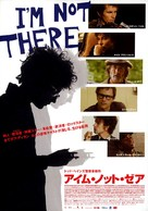 I'm Not There - Japanese Movie Poster (xs thumbnail)