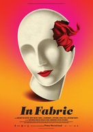 In Fabric - Dutch Movie Poster (xs thumbnail)